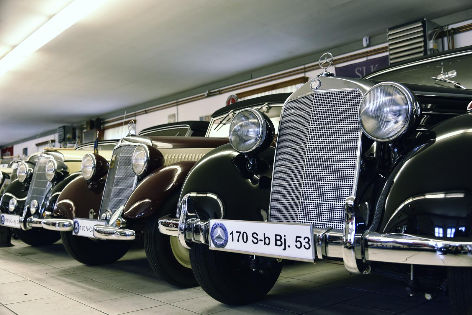 Oldtimermuseum_Hausberger_Portfolio_Mercedesreihe_107